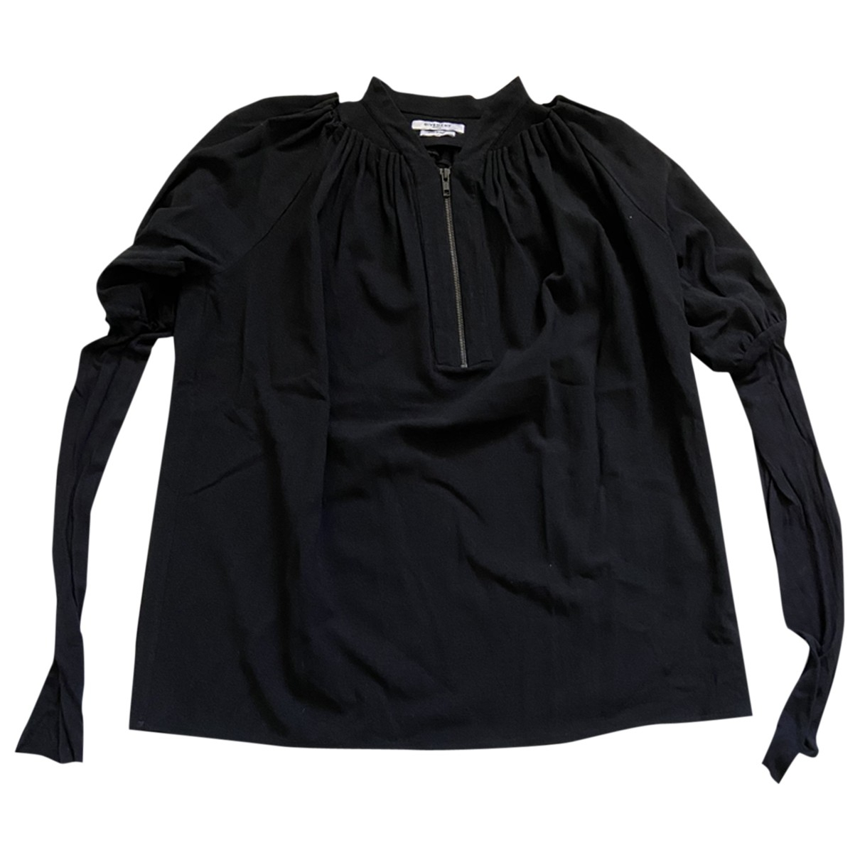 Givenchy \N Black Wool  top for Women 36 FR