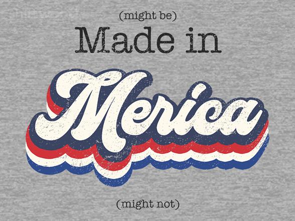 Mericans T Shirt