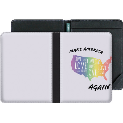 tolino vision eBook Reader Huelle - Make America Love Again von caseable Designs
