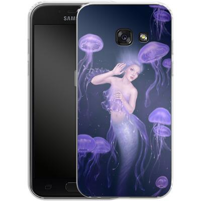 Samsung Galaxy A3 (2017) Silikon Handyhuelle - Rachel Anderson - Bioluminescence von TATE and CO