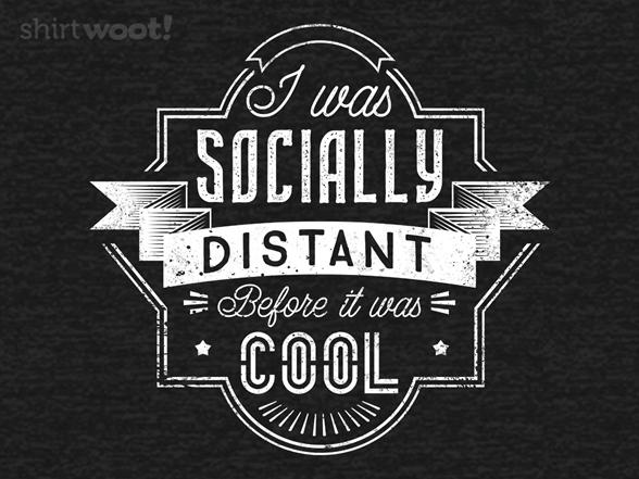 Socially Distant Remix T Shirt