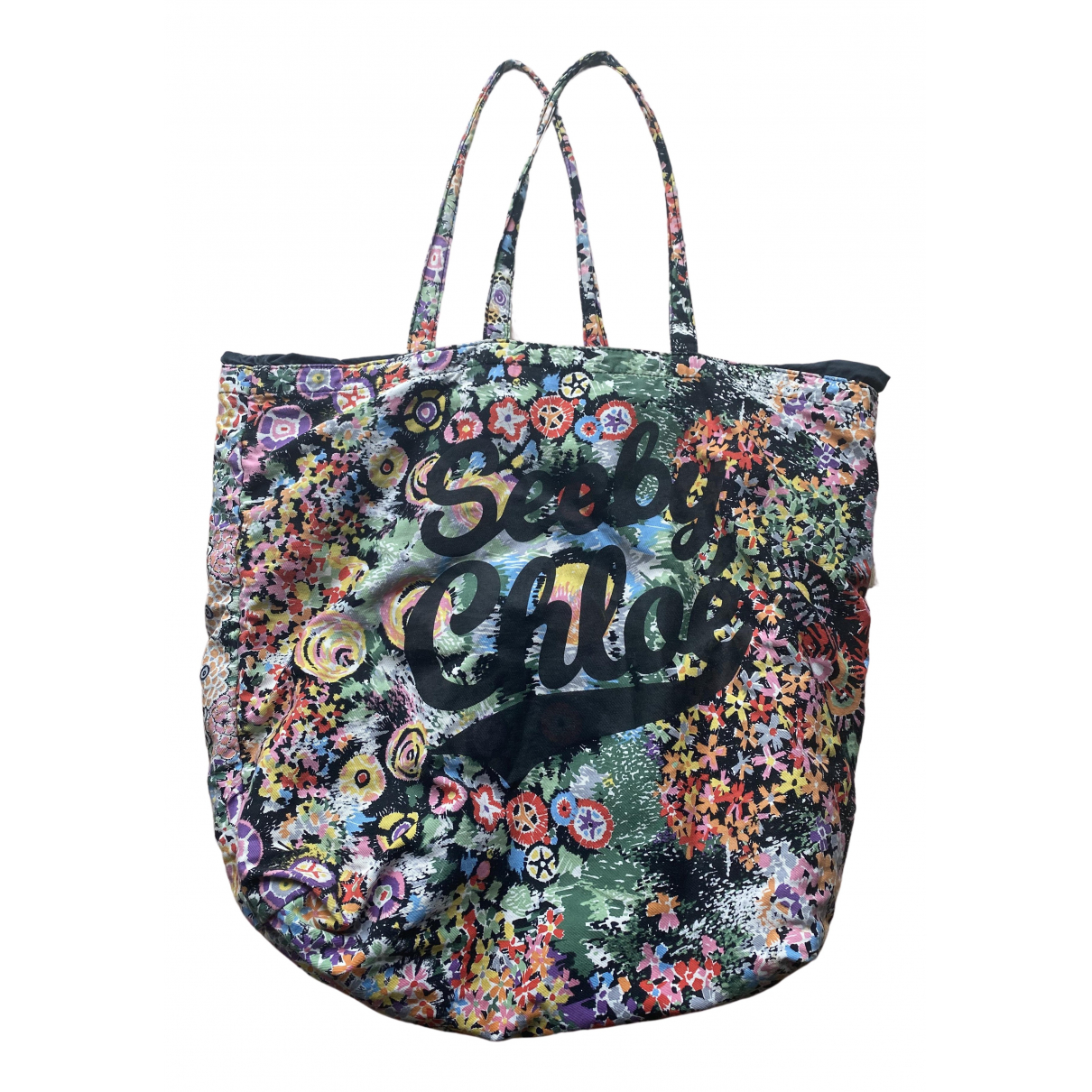 See By Chloé N Multicolour Cotton handbag for Women N