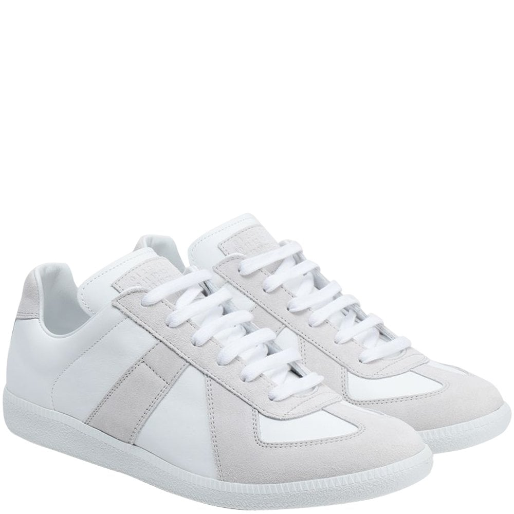 Maison Margiela Replica Sneakers White Colour: WHITE, Size: 7