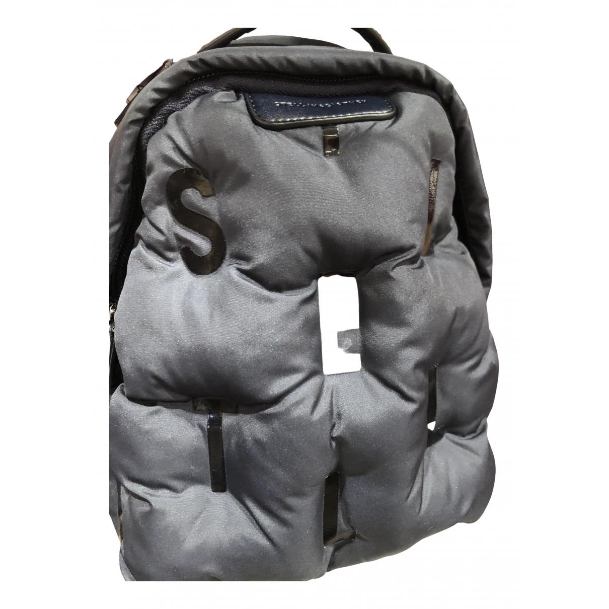 Stella Mccartney Falabella Go Navy backpack for Women \N