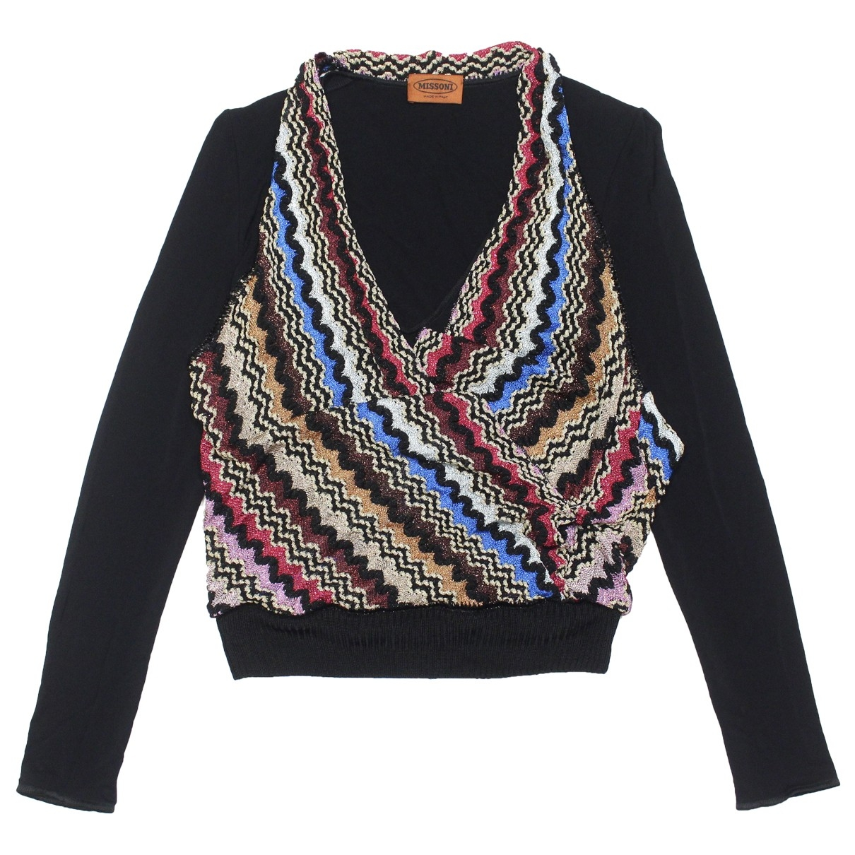 Missoni \N Black Knitwear for Women L International
