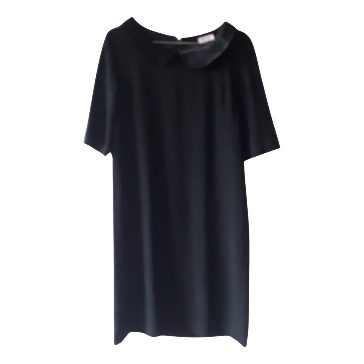 Max & Co \N Kleid in  Schwarz Viskose