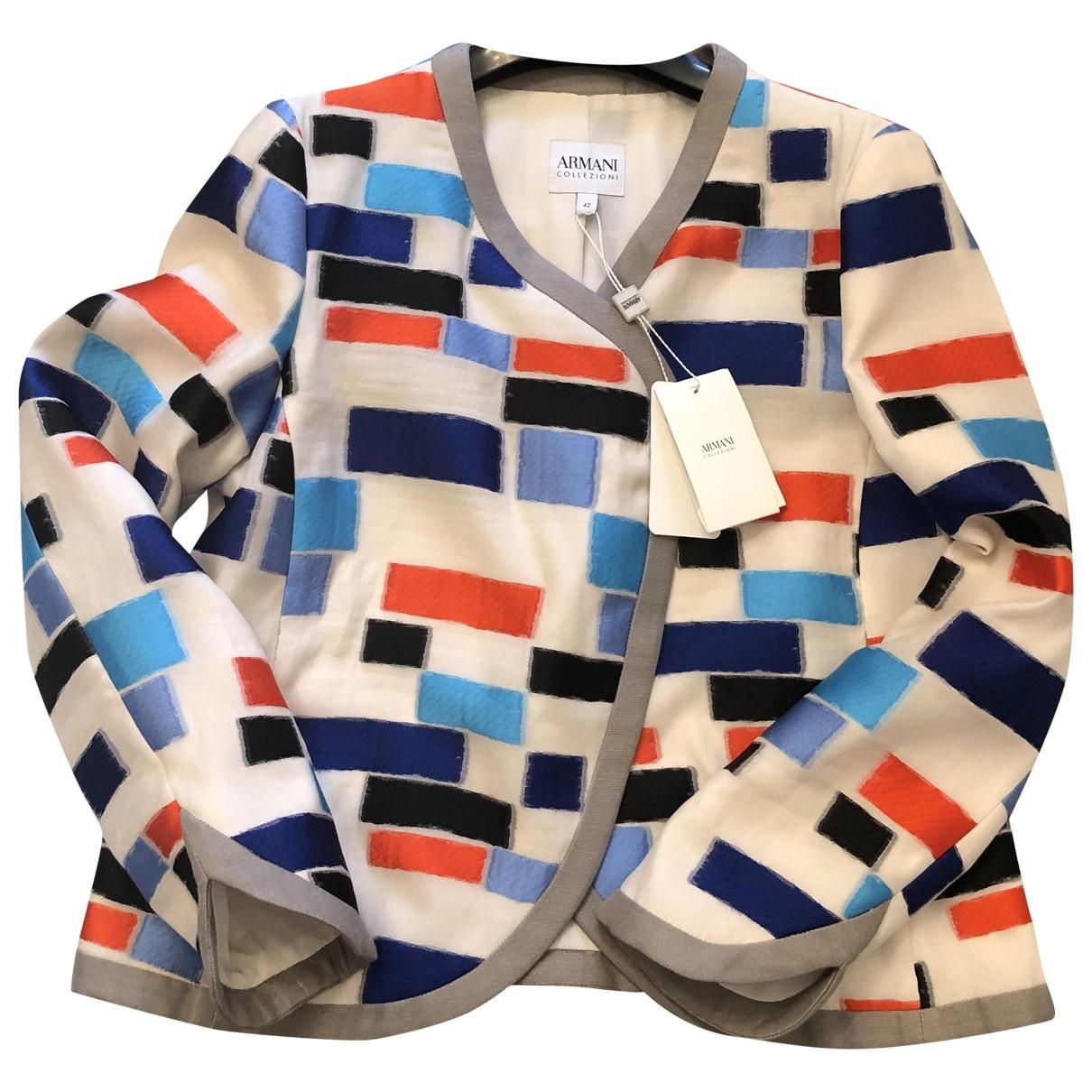 Armani Collezioni \N jacket for Women 42 IT