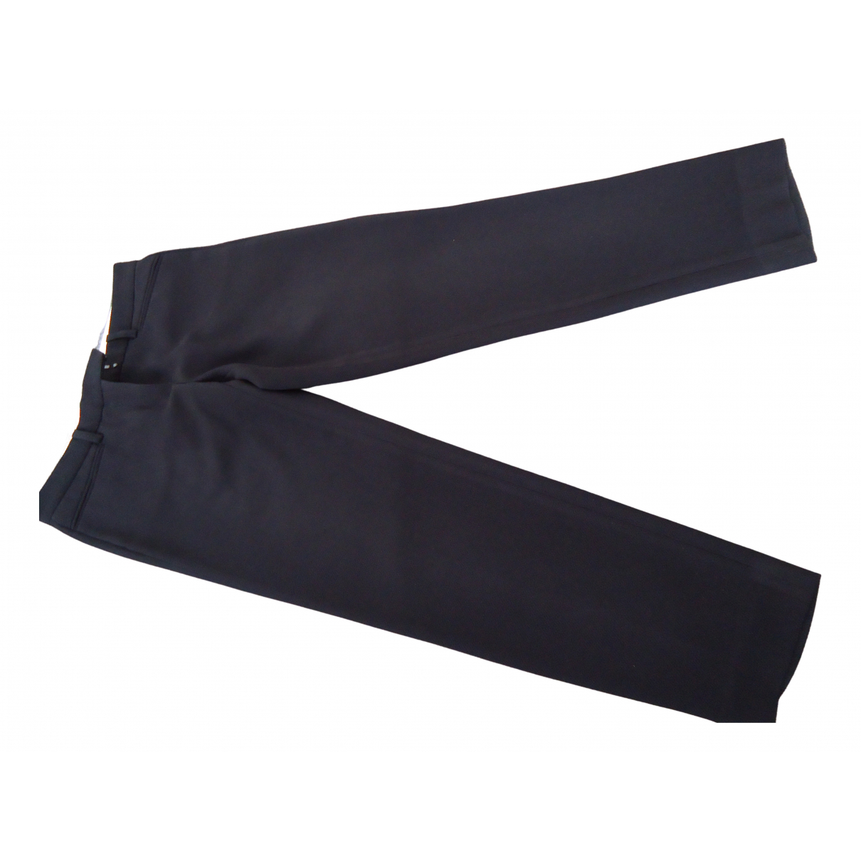 Pablo N Black Trousers for Women 36 FR