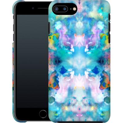 Apple iPhone 7 Plus Smartphone Huelle - Paint Splatter von caseable Designs