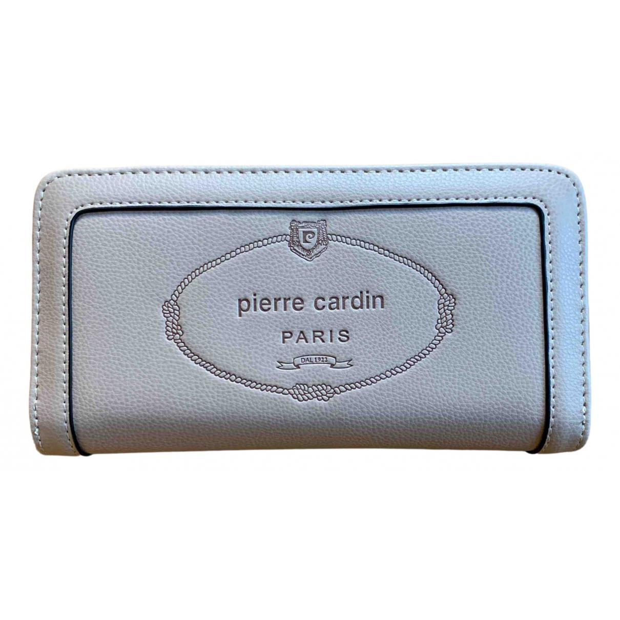 Pierre Cardin \N Beige wallet for Women \N