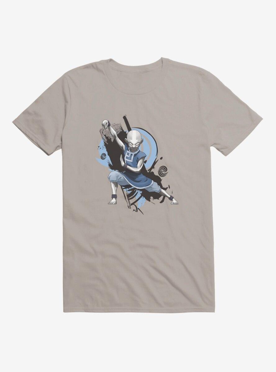 Avatar: The Last Airbender Avatar State Pose T-Shirt