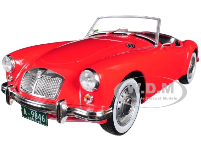 1959 MG A 1600 Roadster MKI Red