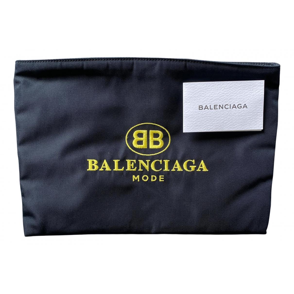 Balenciaga - Petite maroquinerie   pour homme - noir