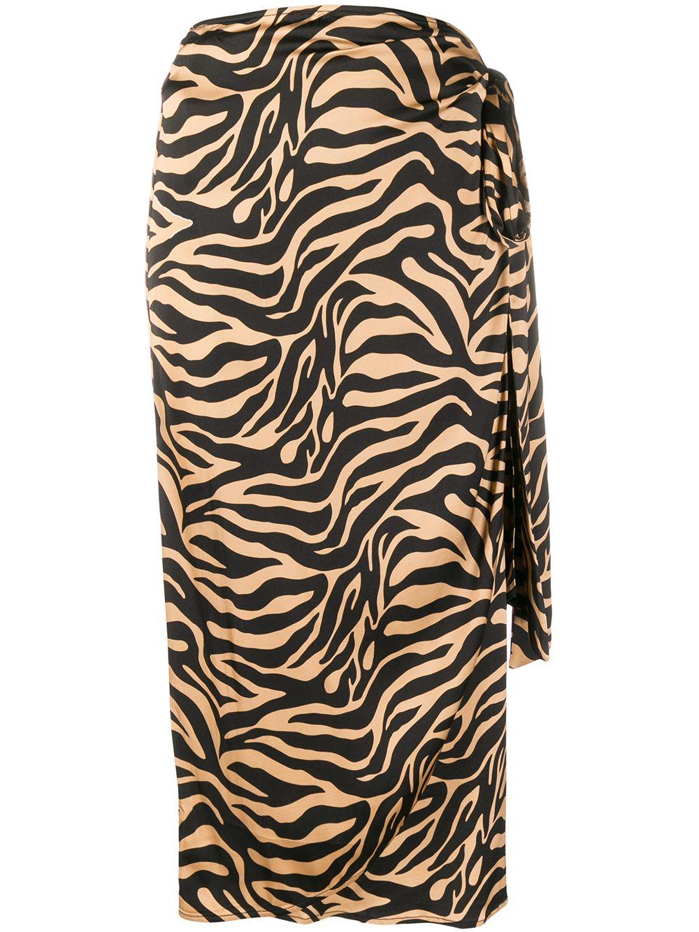 Camilla Wrap Skirt