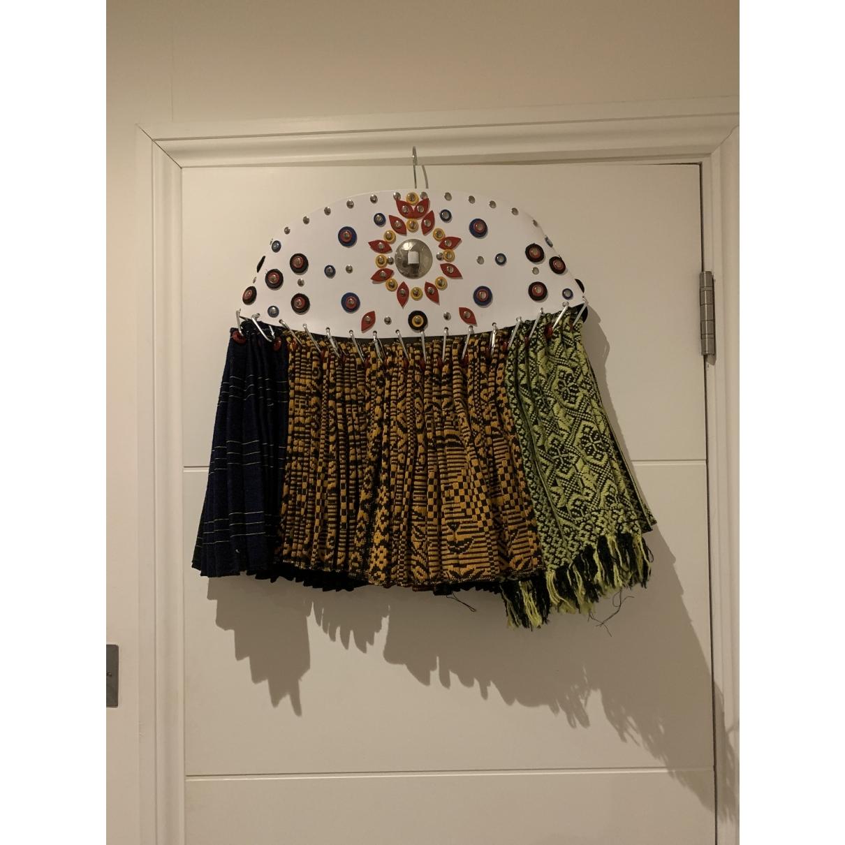 Chopova Lowena - Jupe   pour femme en laine - multicolore