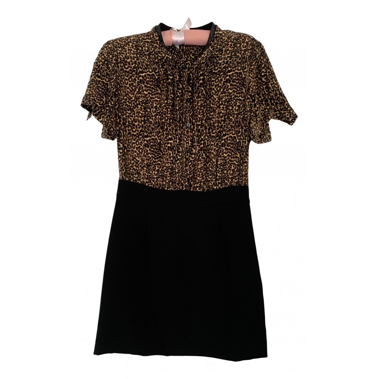 The Kooples N Black dress for Women 36 FR