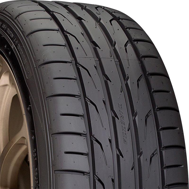 Dunlop 265029824 Direzza DZ102 17 X9 5-135.00 -12 BKGLML