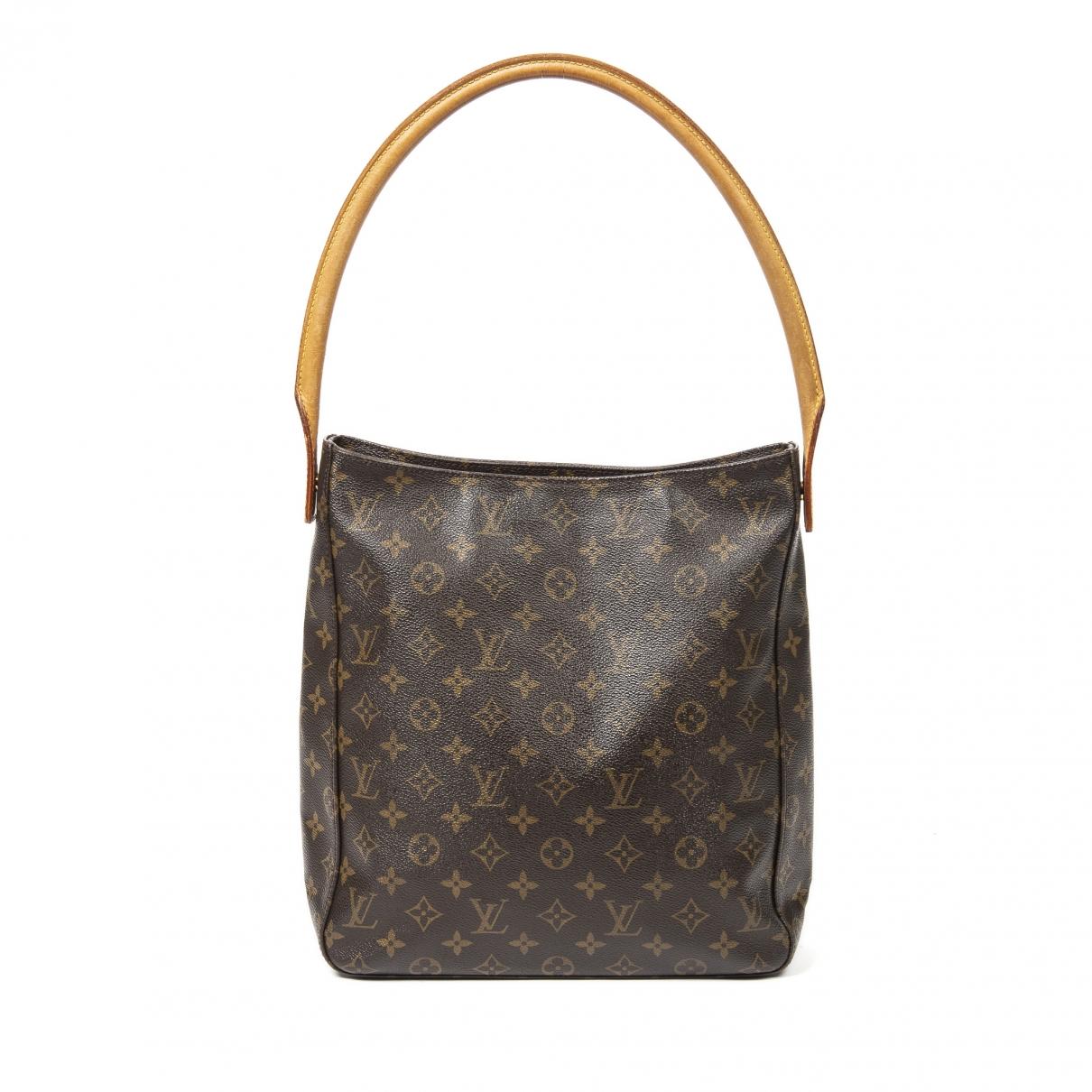 Bolso Looping de Cuero Louis Vuitton