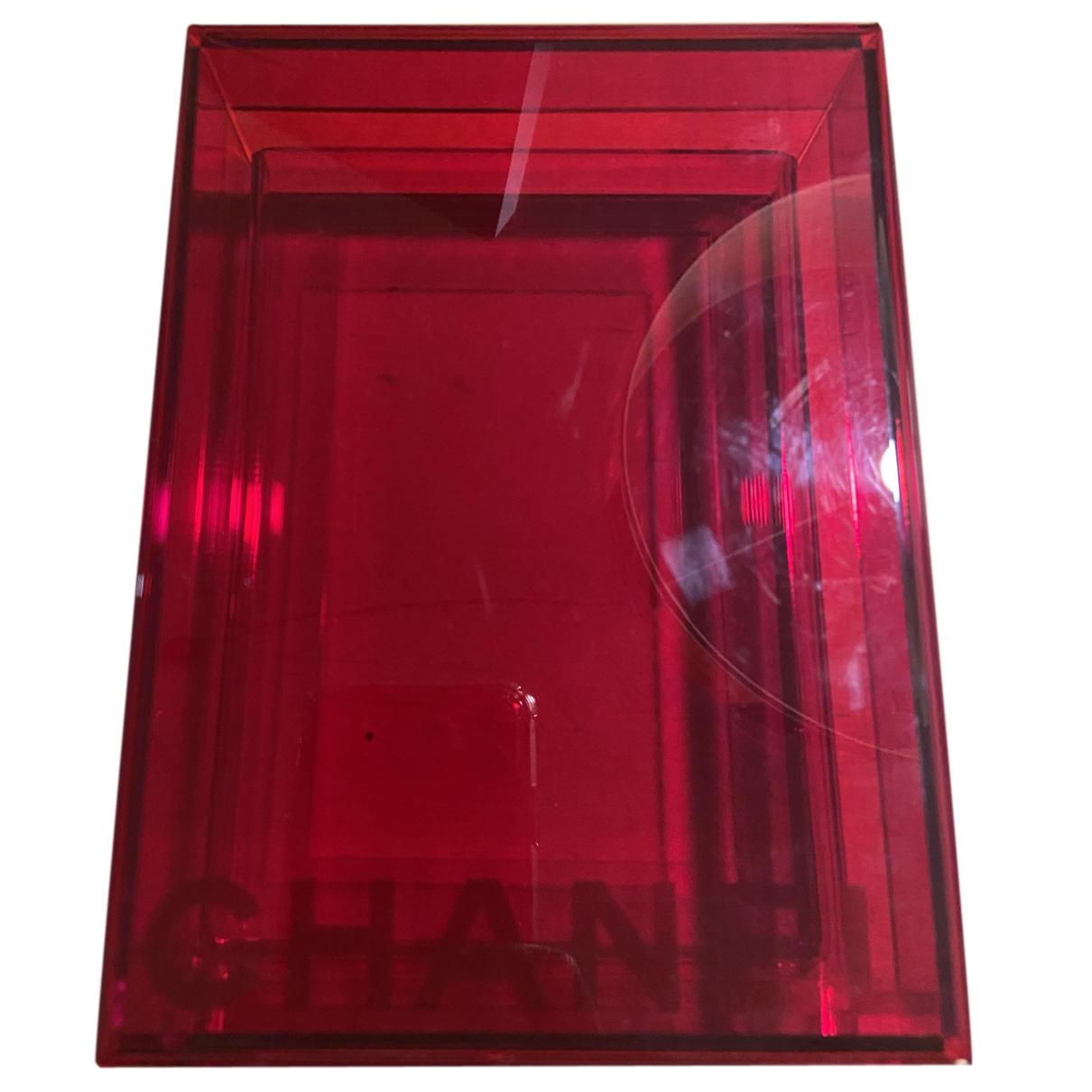 Chanel - Objets & Deco   pour lifestyle - rouge