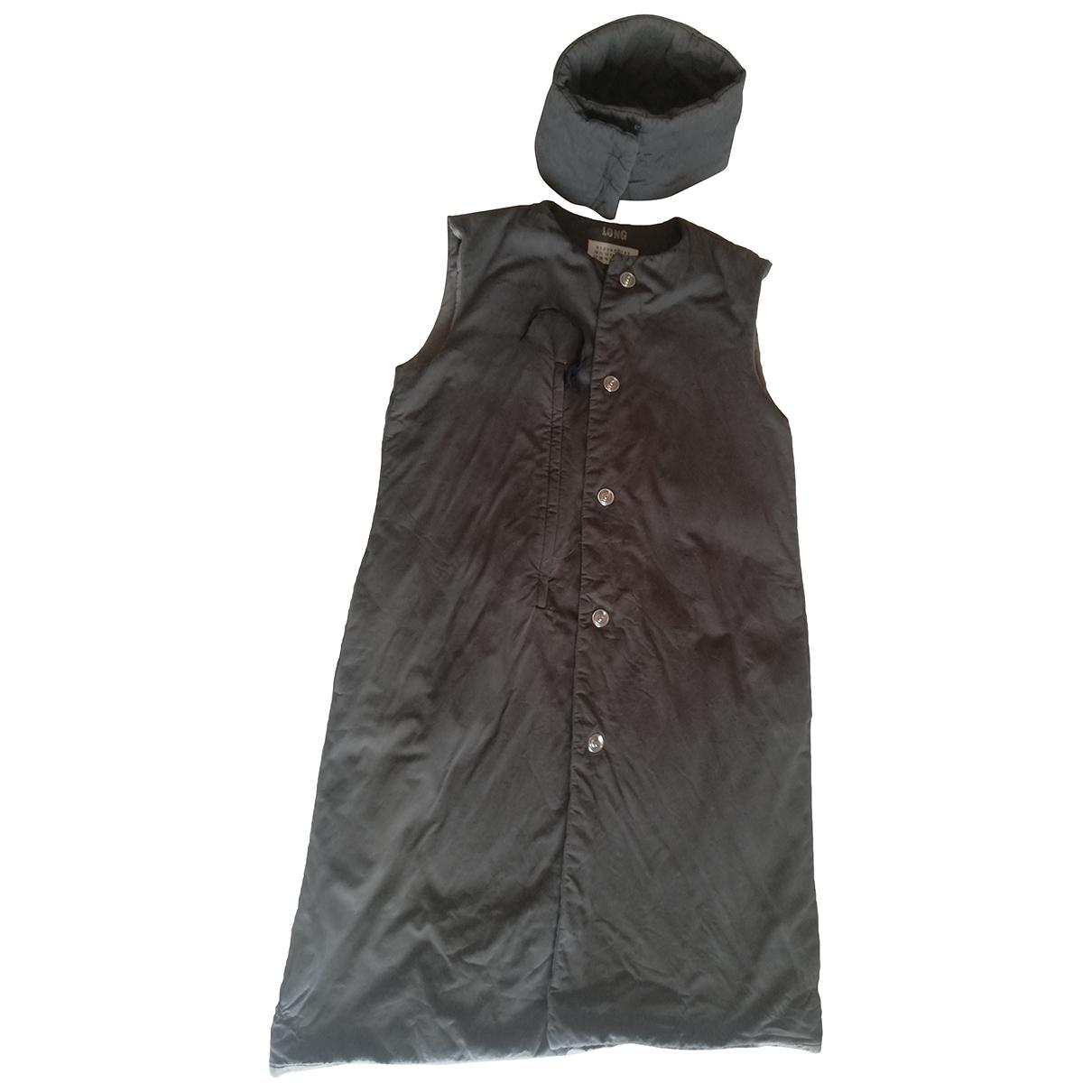 Maison Martin Margiela - Manteau   pour femme en coton - marron