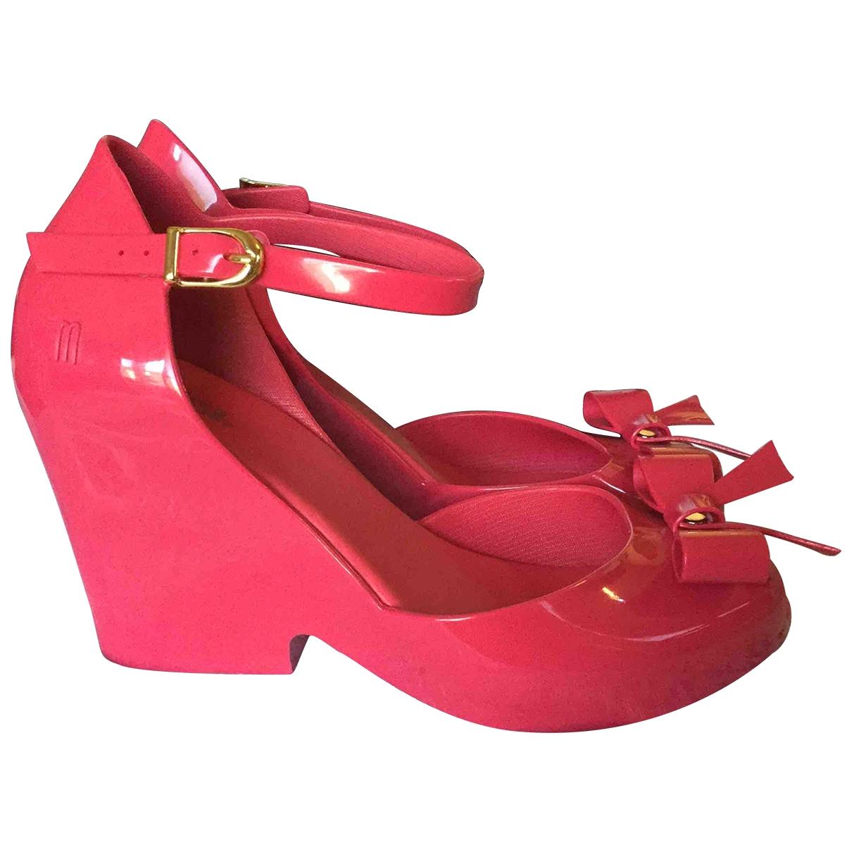 Melissa - Sandales   pour femme - rose