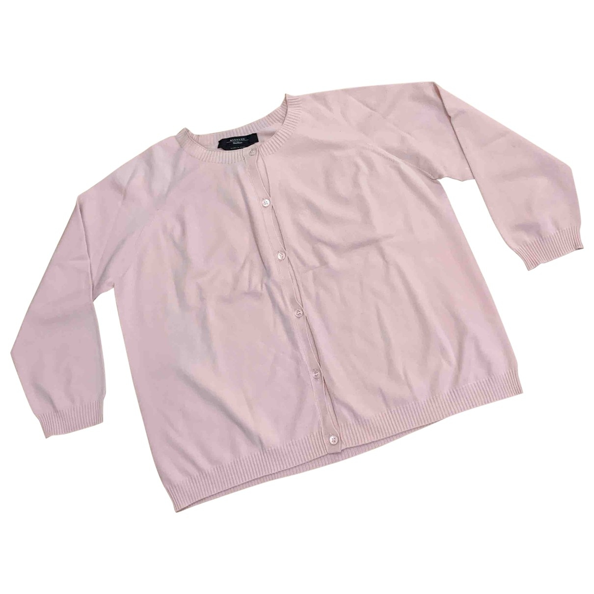 Max Mara Weekend \N Pink Knitwear for Women L International