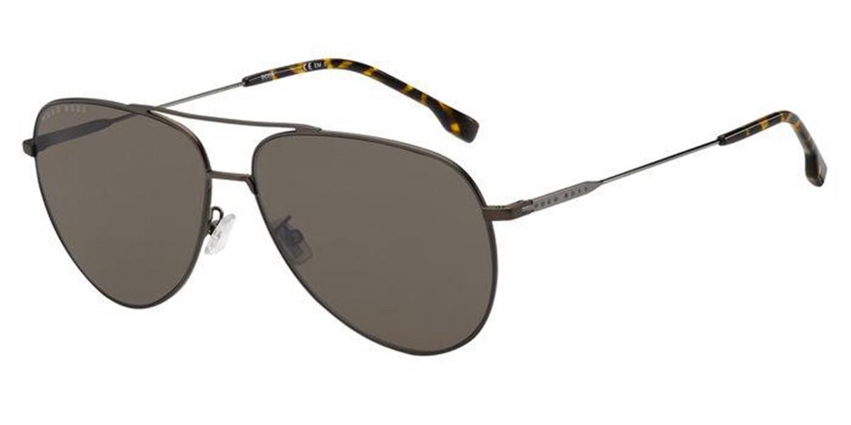 Boss by Hugo Boss Boss 1219/F/SK Asian Fit 1OT/70 Women's Sunglasses Brown Size 63