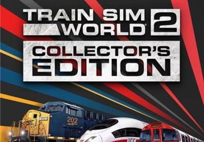 Train Sim World 2 Collectors Edition EU Steam CD Key