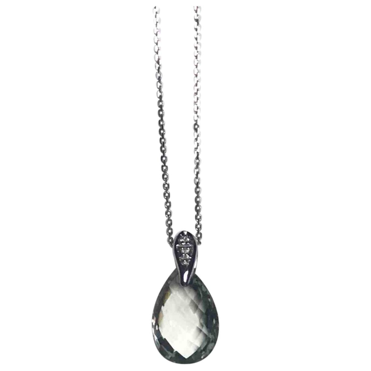 Le Diamantaire \N Anhaenger in  Silber Vergoldet