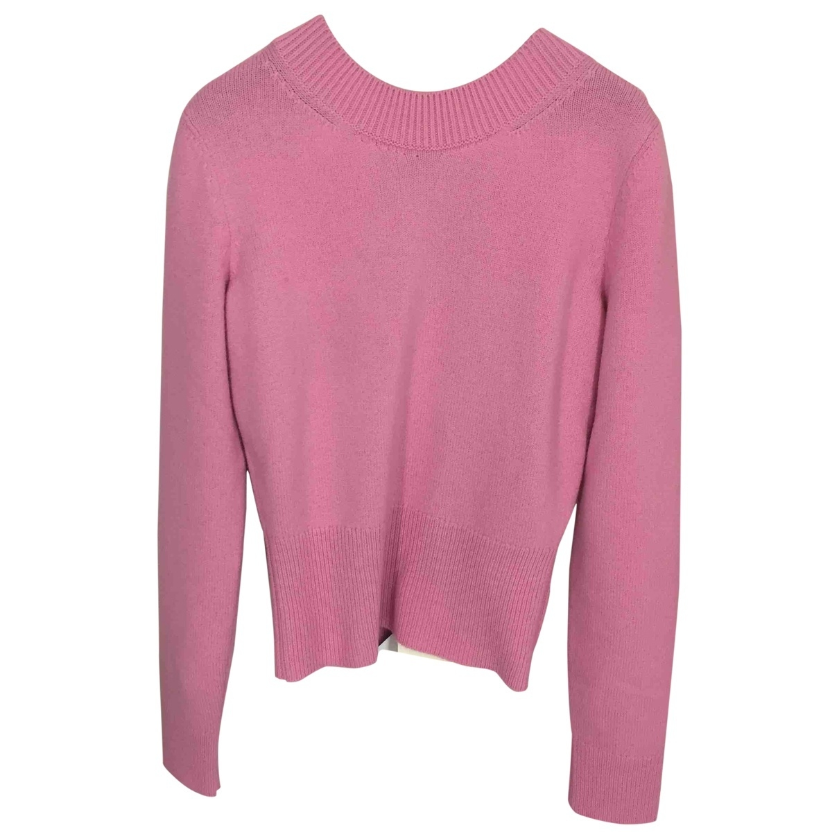 Alexander Mcqueen \N Pink Wool Knitwear for Women L International