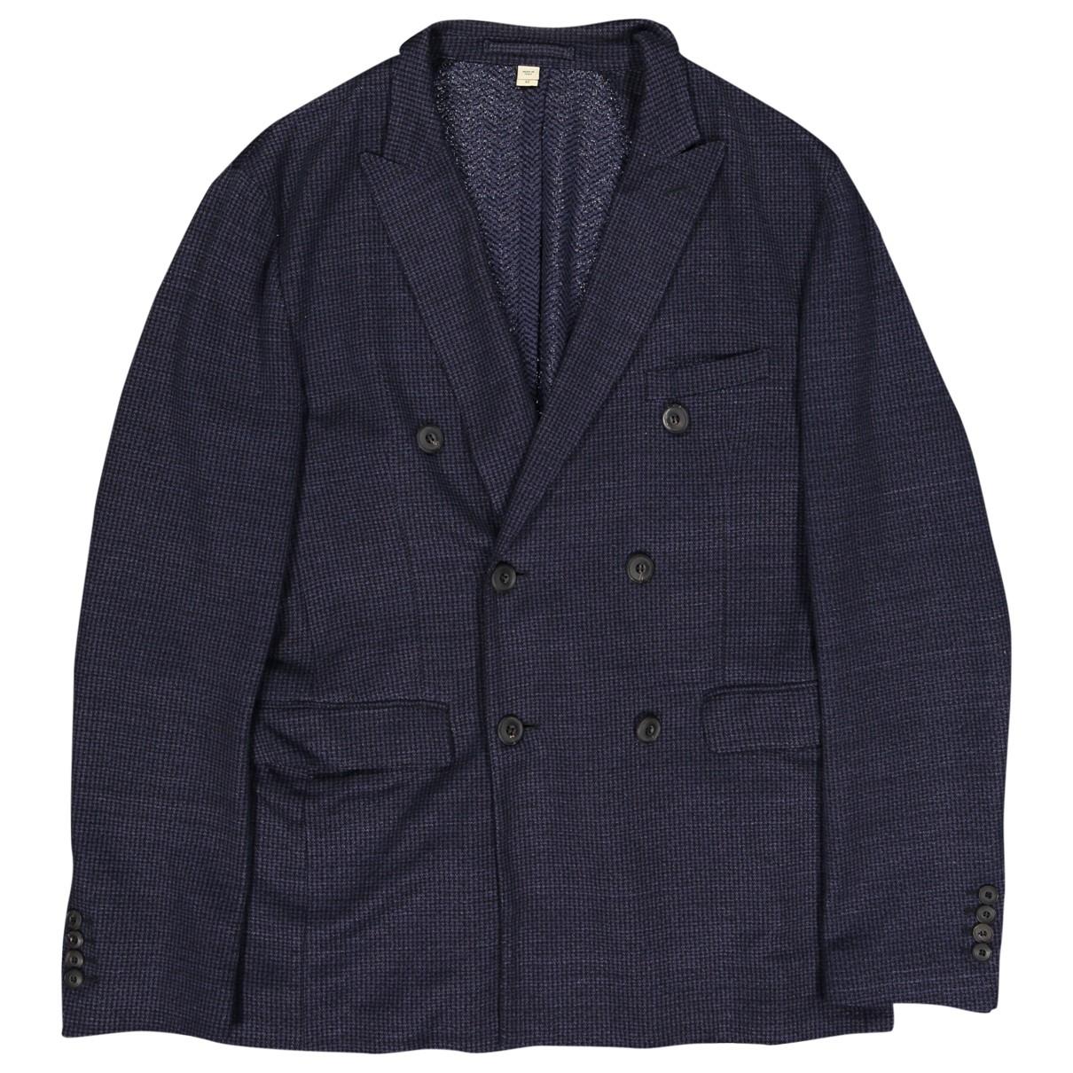 Burberry - Vestes.Blousons   pour homme en lin - bleu