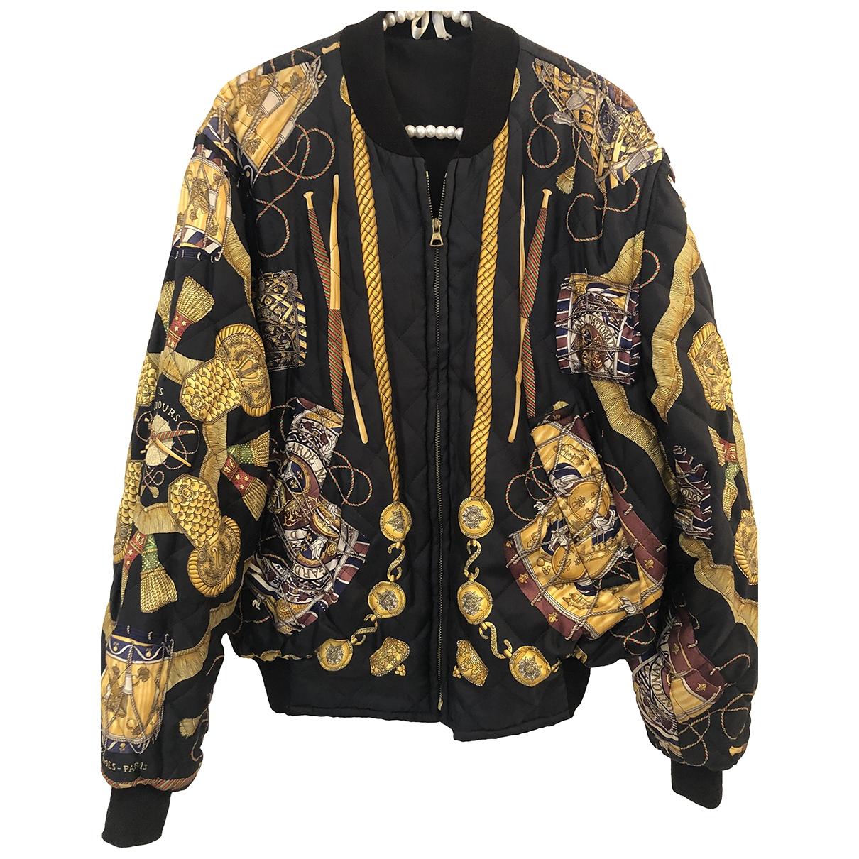 Hermès \N Multicolour Silk jacket for Women One Size FR