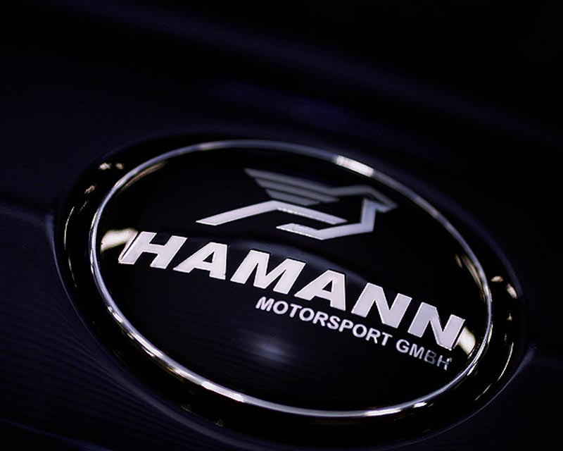 Hamann 80 099 600 Hood Emblem BMW M5 05-10