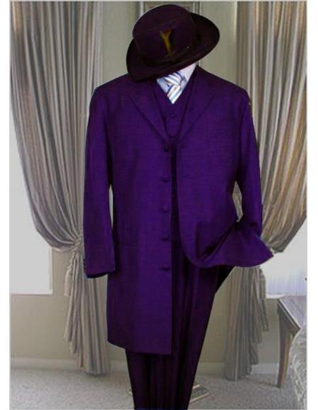 Heath Ledger Joker Costume Fashion Suit