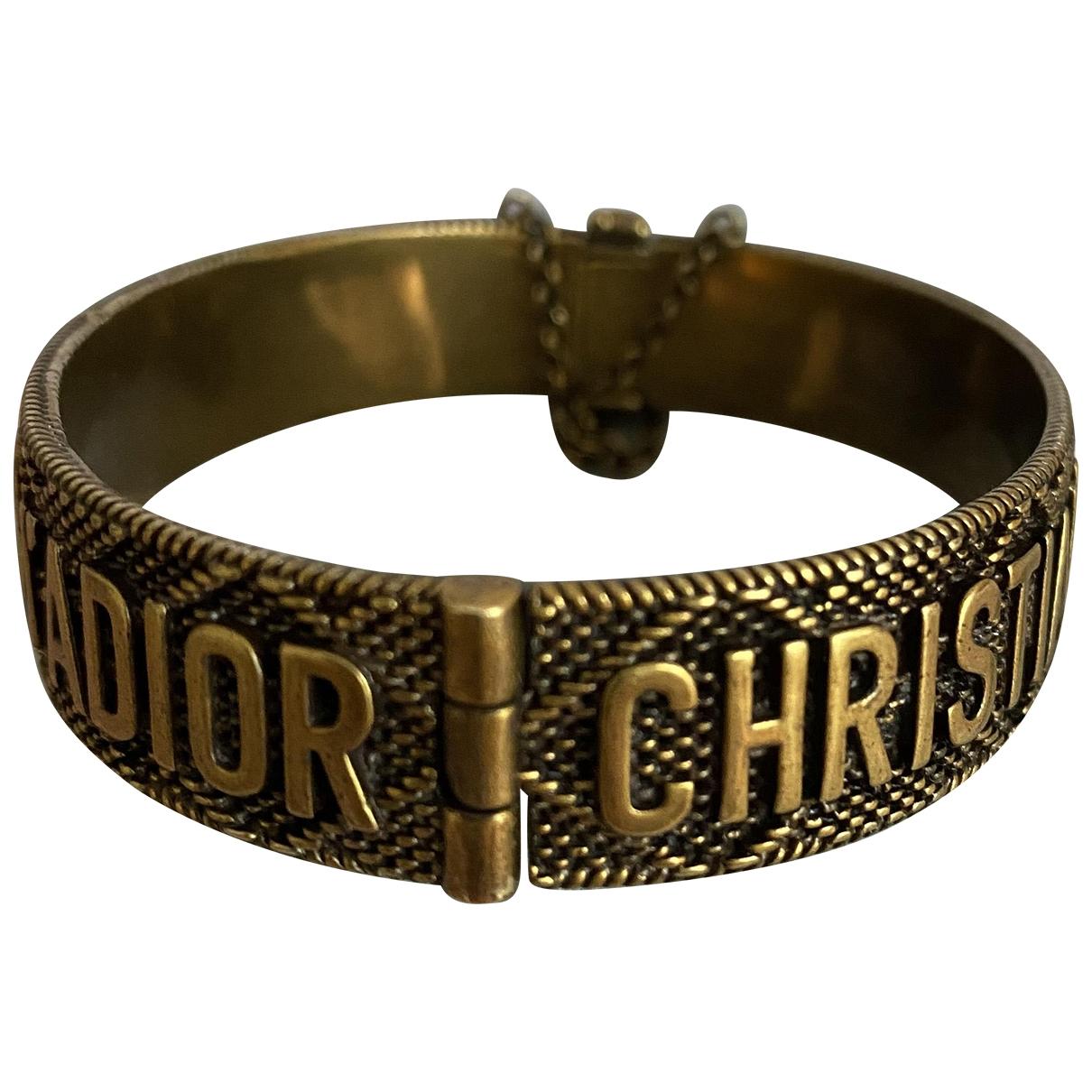 Dior J'adior Gold Metal bracelet for Women \N