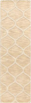 Mystique M-5107 26 x 8 Runner Modern Rug in