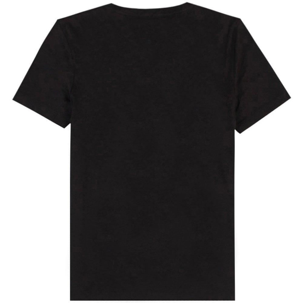 DSquared2 Caten Skull Graphic T-Shirt Colour: BLACK, Size: LARGE
