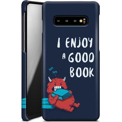 Samsung Galaxy S10 Plus Smartphone Huelle - Good Book von Little Clyde