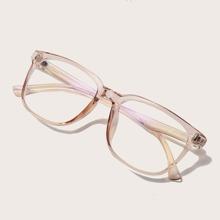 Clear Frame Anti-Blue Light Eyeglasses