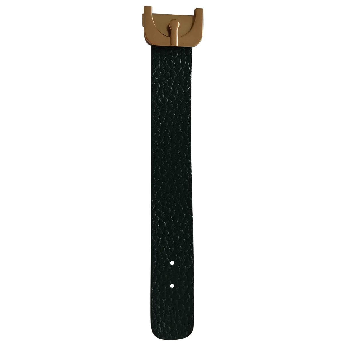 Coccinelle - Bracelet   pour femme en cuir - vert
