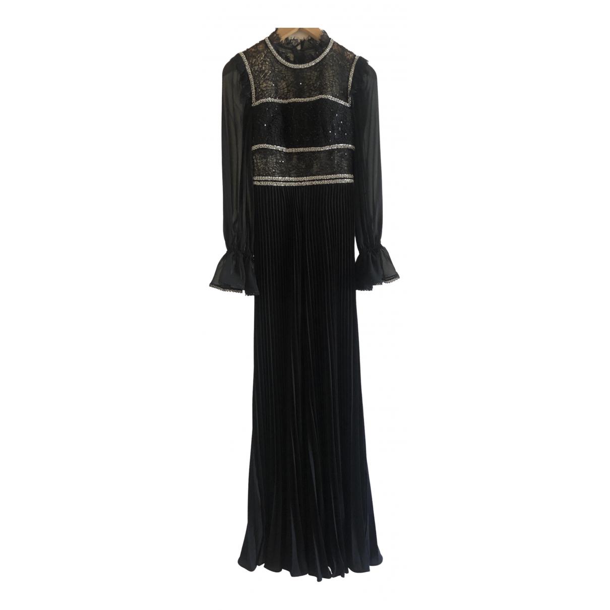 Self Portrait \N Black dress for Women 4 UK