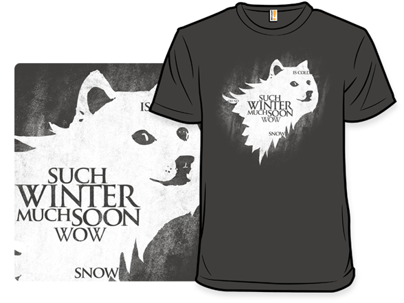 So Games Much Thrones Wow T Shirt