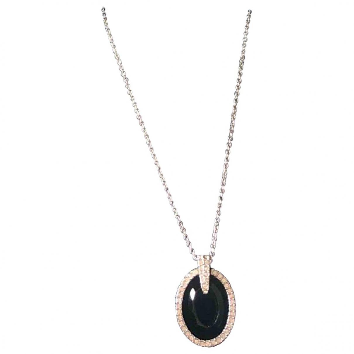 Swarovski - Collier   pour femme en cristal - argente