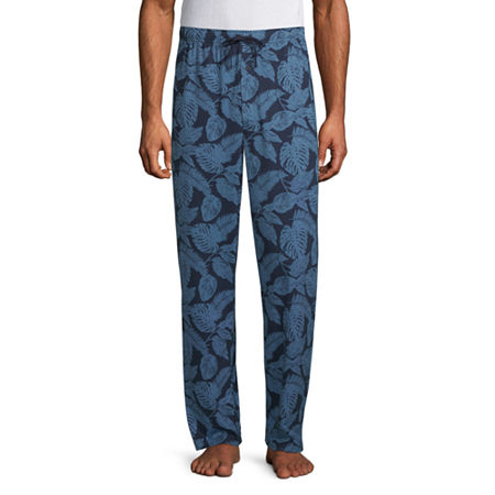 Stafford Mens Pajama Pants, Xx-large , Blue