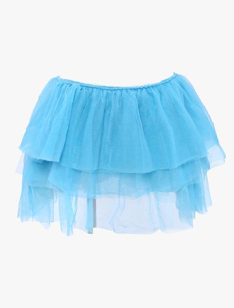 Milanoo Black Tutu Skirt
