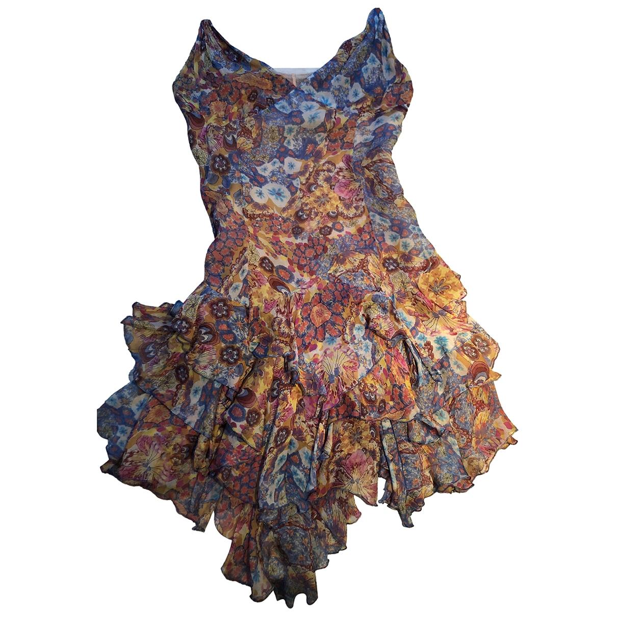 Mini vestido de Seda Pinko