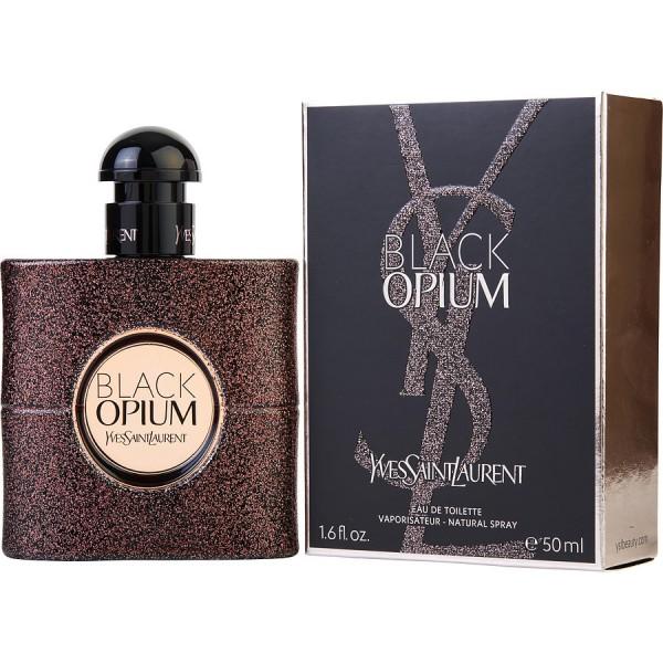 Black Opium - Yves Saint Laurent Eau de toilette en espray 50 ML