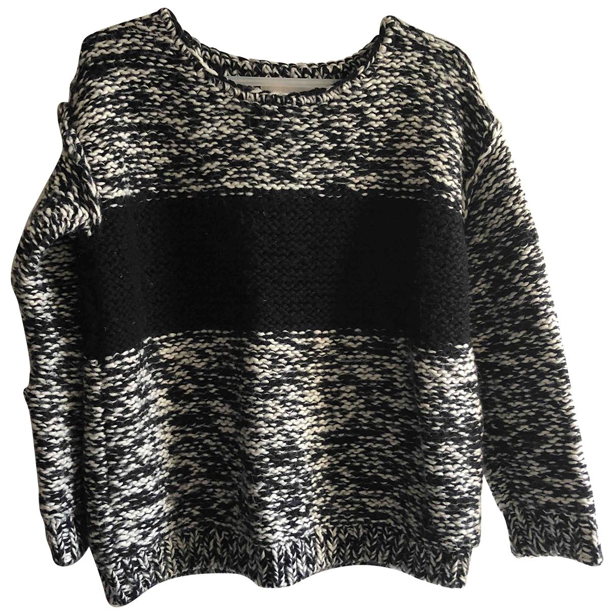 Leon & Harper \N Black Wool Knitwear for Women 36 FR