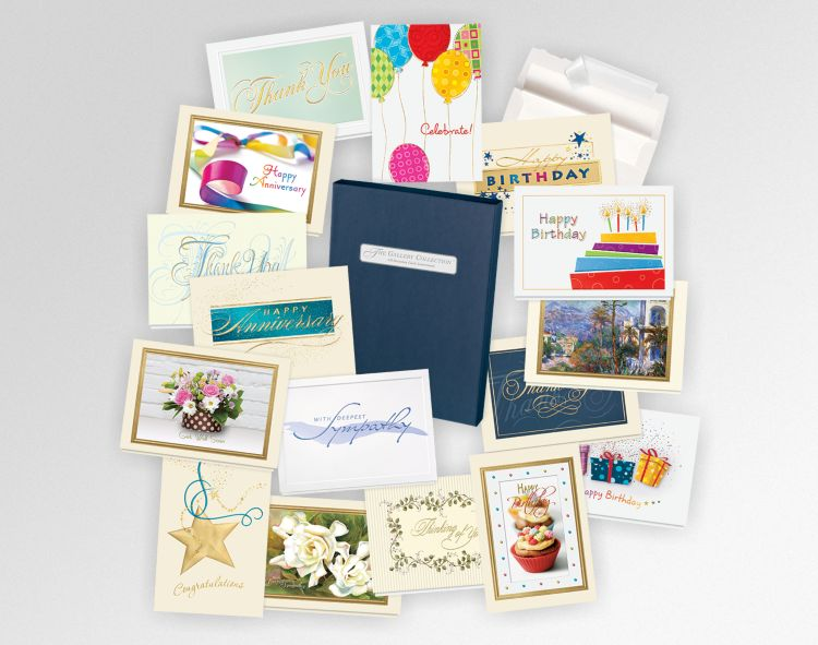 From All of Us Birthday Card Assortment Box - Greeting Cards