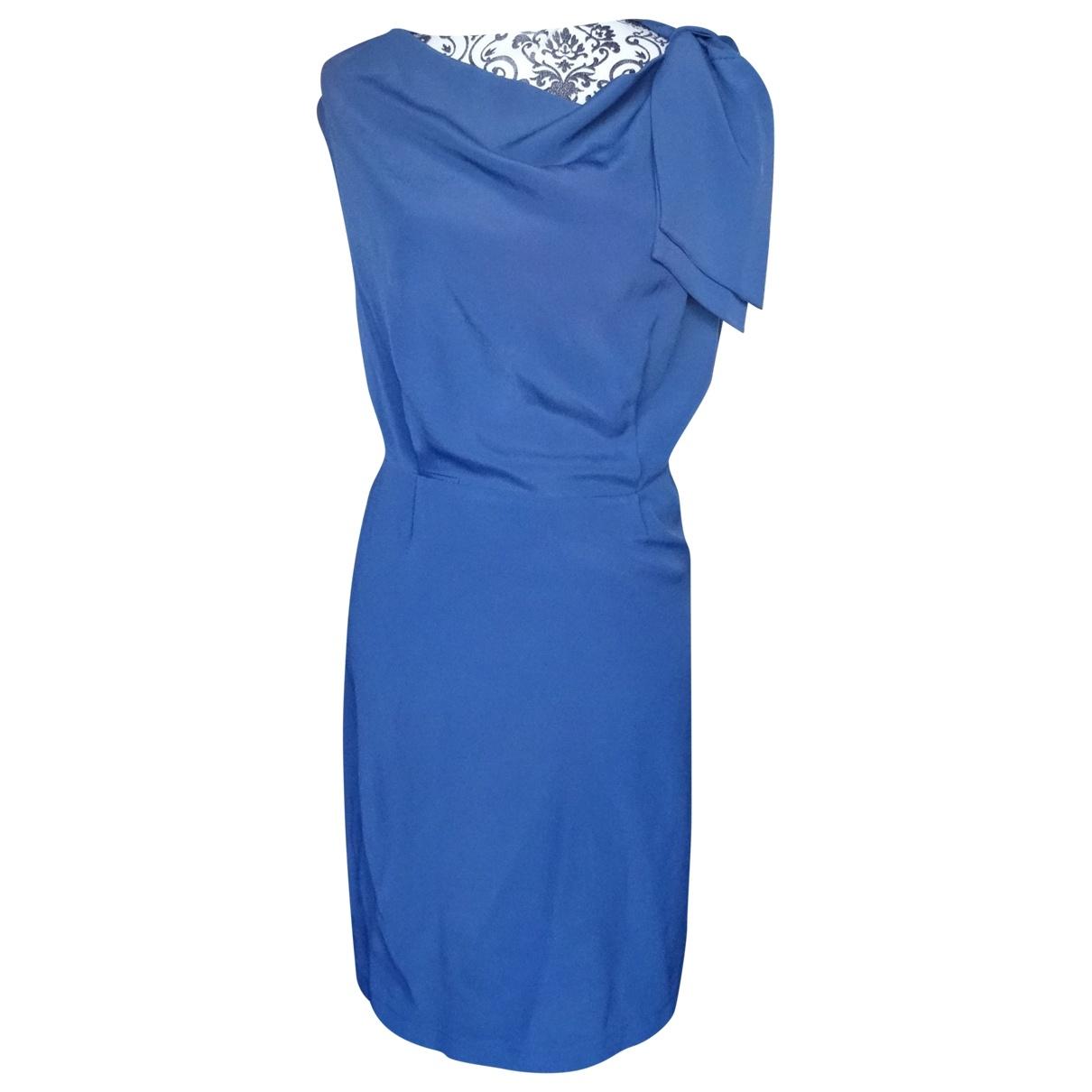 Cyrillus - Robe   pour femme - bleu